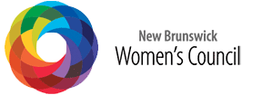 New Brunswick Women's Council logo
